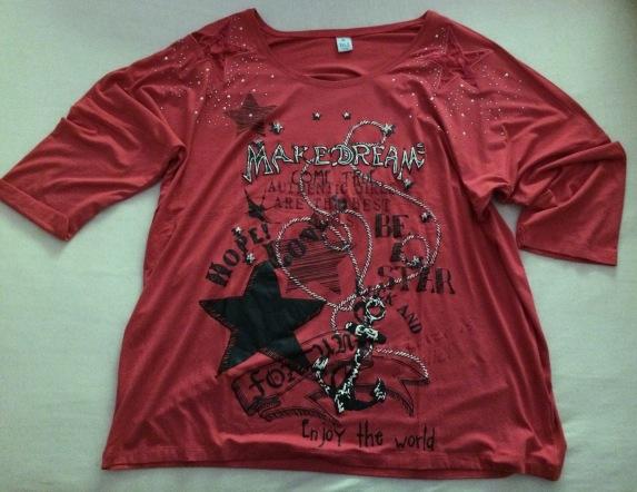 MS Moden - Tshirt Probenqueen