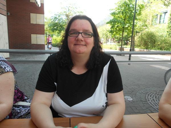 Summer-Challenge Bloggertreffen 2015 Martina König Probenqueen