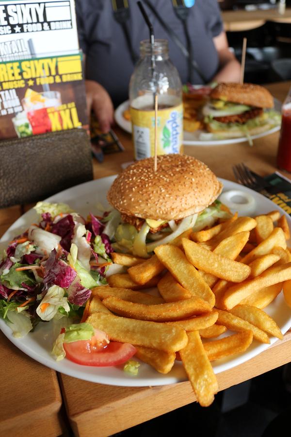 Burger von Svenja