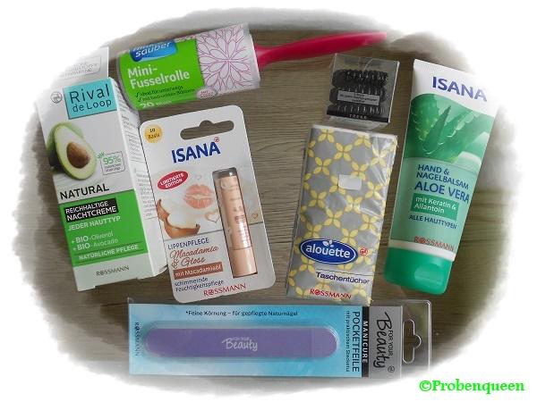 Rossmann diverse Produkte