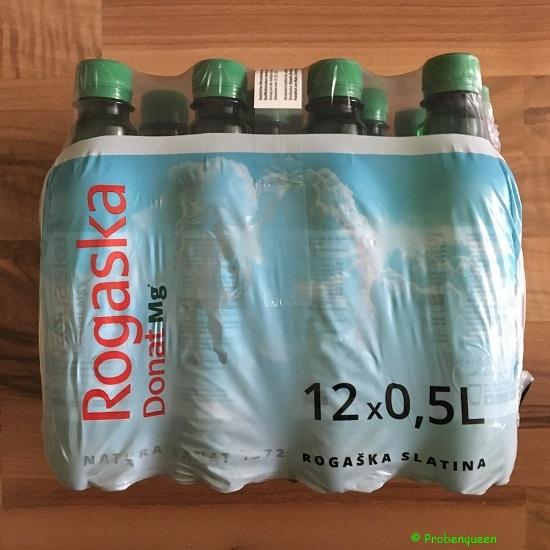 Rogaska Donat Mg Mineralwasser -testpaket-probenqueen