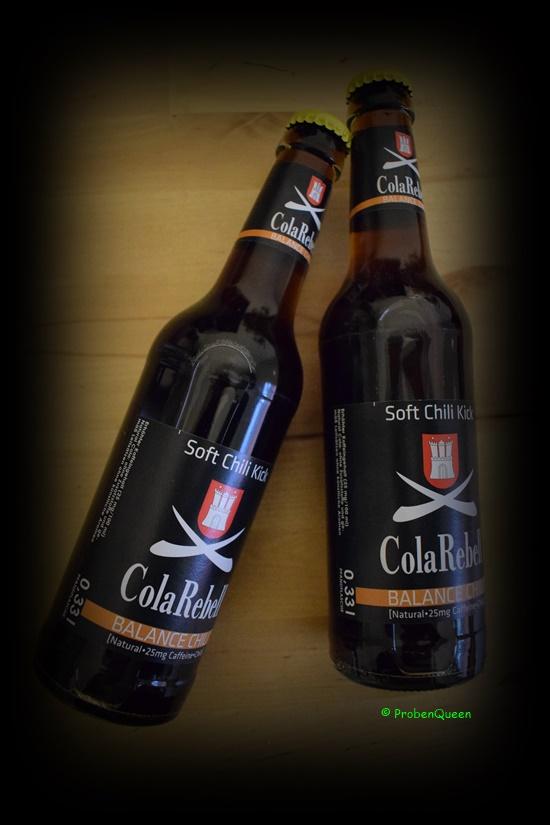 Cola Rebell Balance Chili Cola - Probenqueen