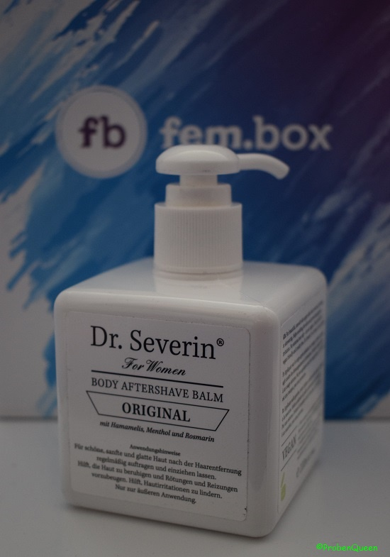 fembox-dr-severin-after-shave-balsam-probenqueen