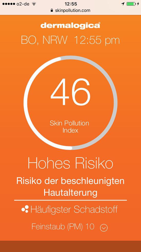 Dermalogica Daily Superfoliant Skinpollution.com Ergebnis NRW Probenqueen