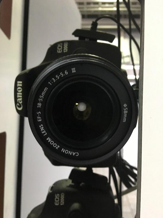 3D Generation Kamera Canon EOS Probenqueen