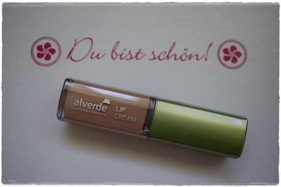 Pink Box Reiseziel Beauty Alverde Lipcream Probenqueen